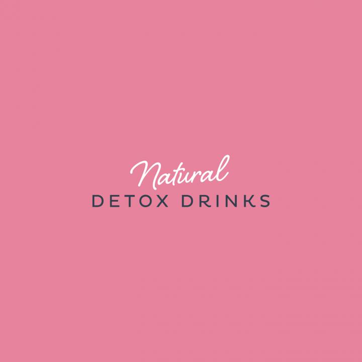 Natural Detox Drinks