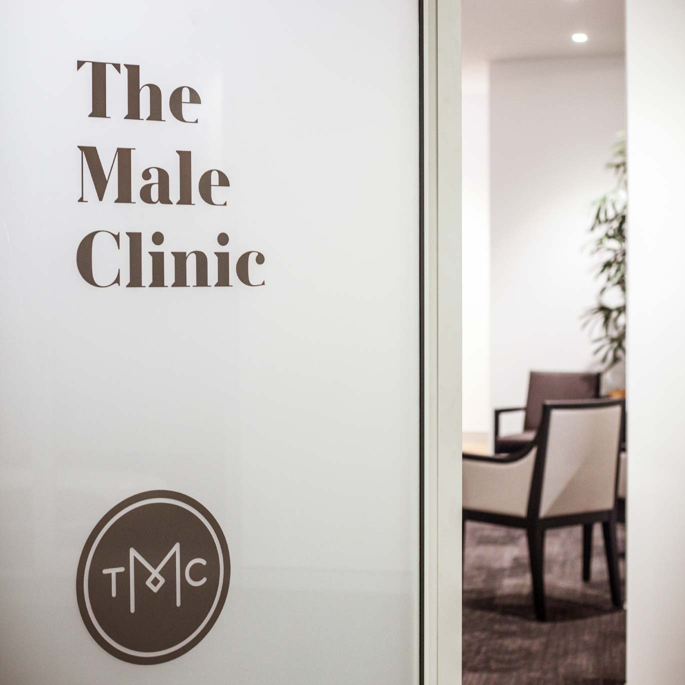 Squeeze Creative The Male Clinic Photography