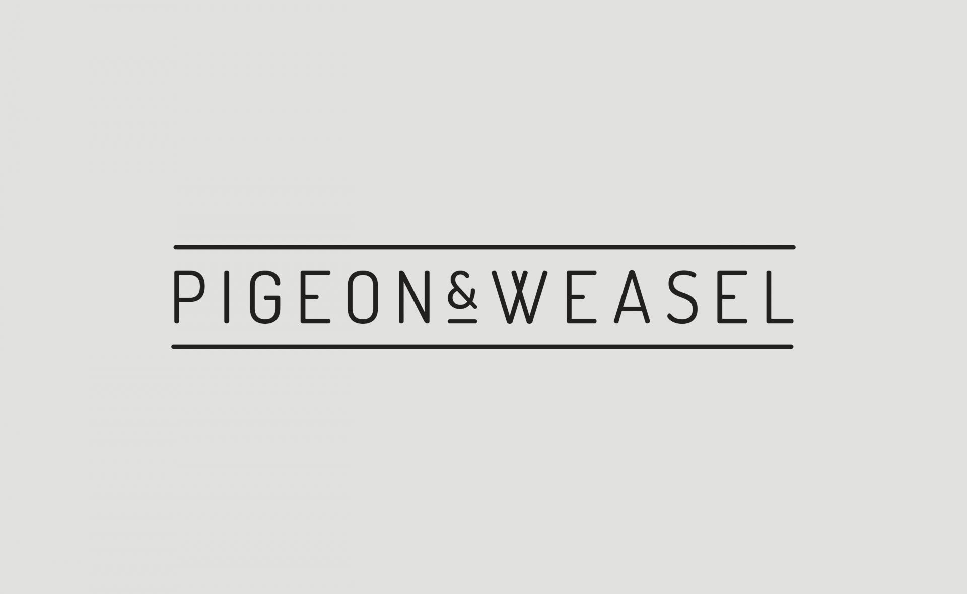 Pigeon & Weasel