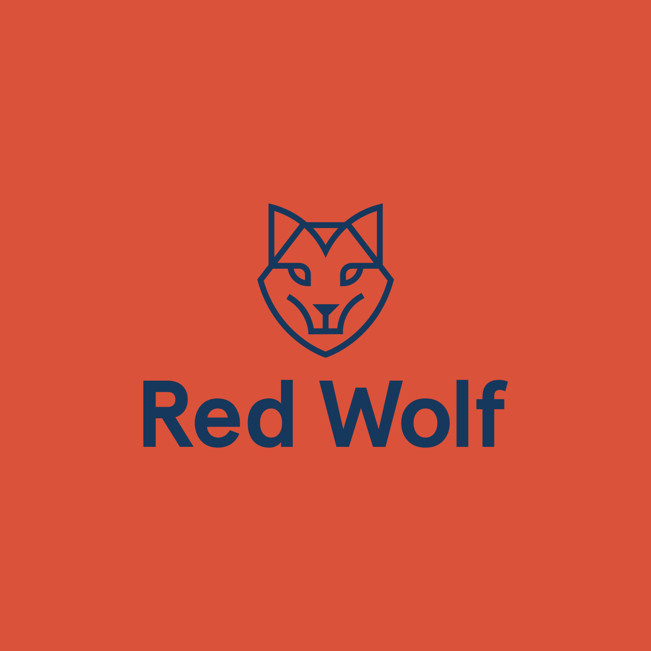 Unused concept for Red Wolf