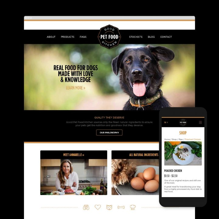 Good Pet Food Kitchen