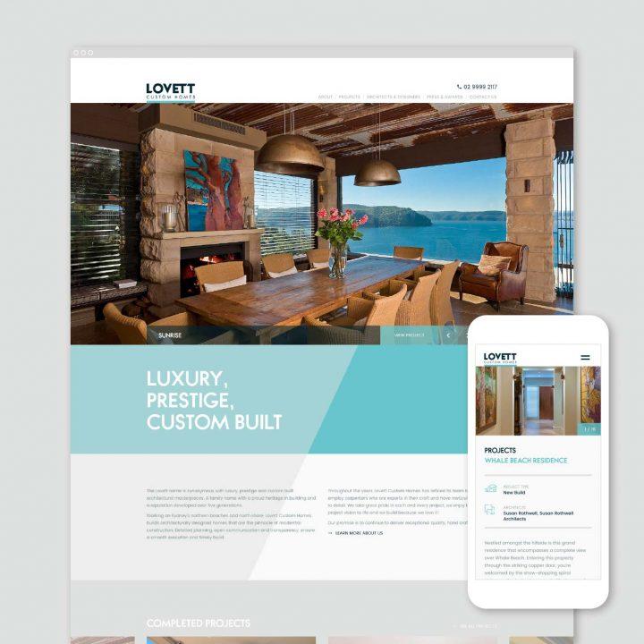 Lovett Custom Homes
