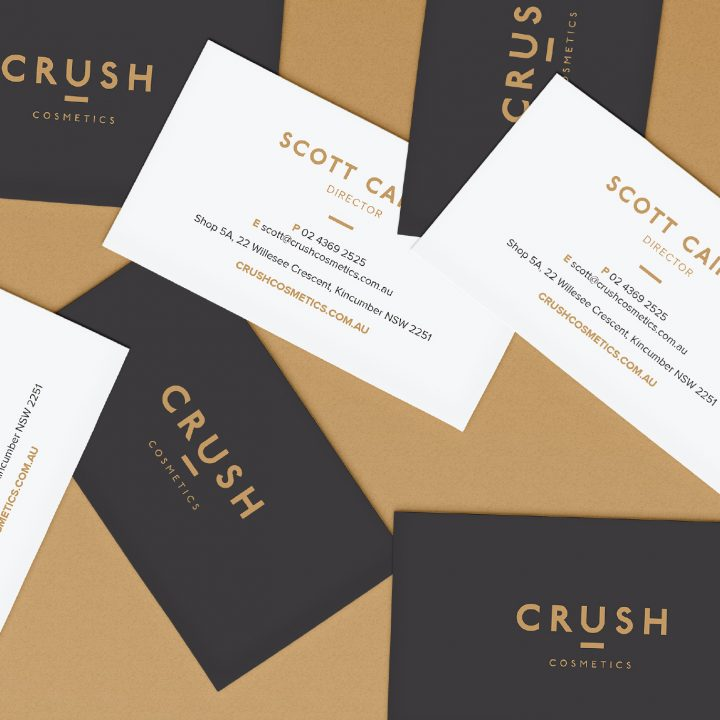 Crush Cosmetics