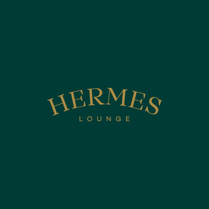 Hermes Lounge (Wordmark)