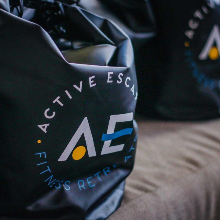 Active Escapes