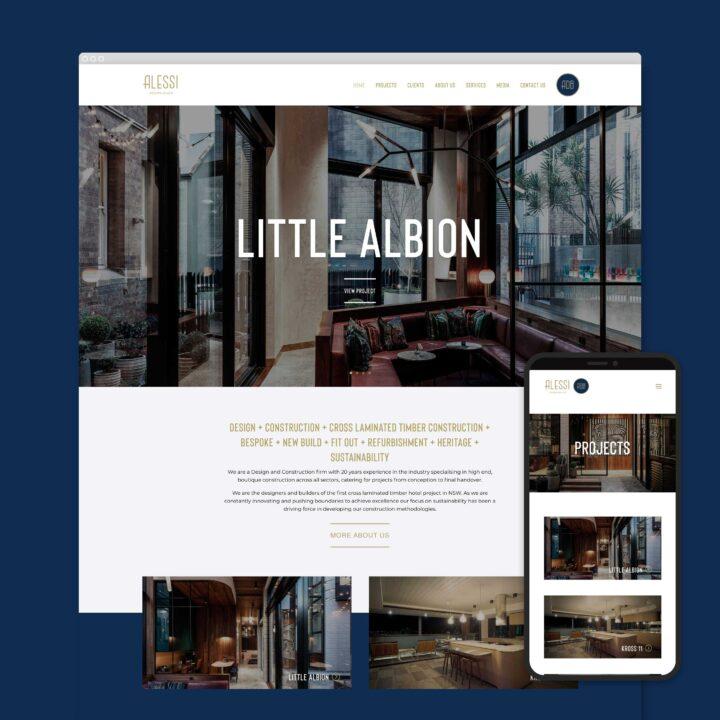 Alessi Design and Build